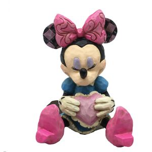 Disney Traditions Mini Minnie Mouse Figurine