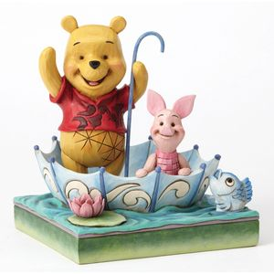 Disney Traditions 50 Years of Friendship (Pooh & Piglet) Figurine