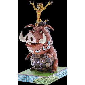 Disney Traditions Hakuna Matata (Timon & Pumba) Figurine
