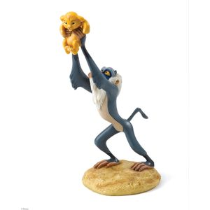 Disney A King is Born (Rafiki & Simba) Figurine