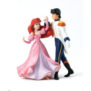Disney Enchanting Isnt She a Vision (Ariel & Eric) Figurine