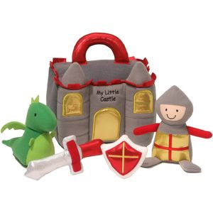 GUND Knight Dragon Castle Play Set