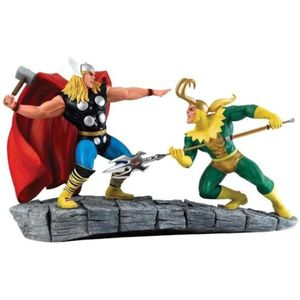 Marvel Thor Vs Loki Figurine