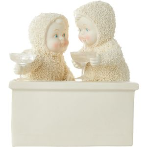 Snowbabies Shirley Temples Figure