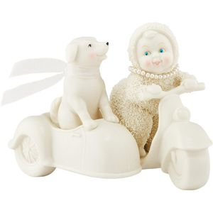 Snowbabies Girls Night Out Figurine