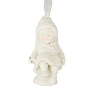 Snowbabies Spa Day Hanging Ornament