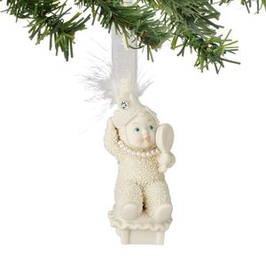 Snowbabies Hanging Ornament - Dress Up