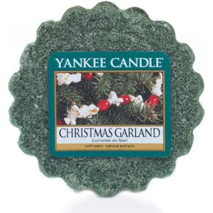 Yankee Candle Wax Melt - Christmas Garland