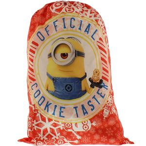 Minions Christmas Gift Sack - Official Cookie Taster