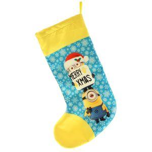 Minion Christmas Stocking