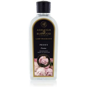 Ashleigh & Burwood Lamp Fragrance 500ml - Peony