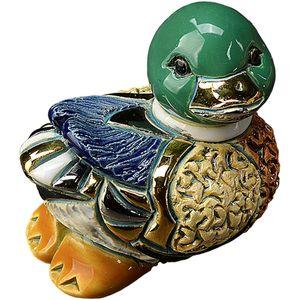 De Rosa Baby Mallard Duck Figurine