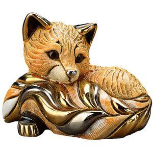 De Rosa Red Fox Figurine