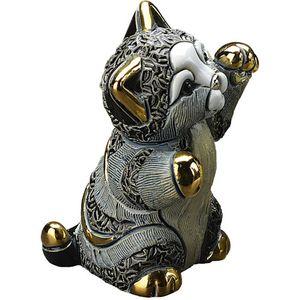 De Rosa Striped Kitten Figurine