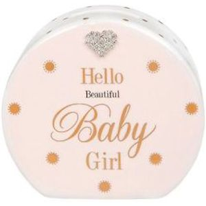 Mad Dots Money Box Baby Girl