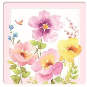 Watercolours Set of 6 Coasters