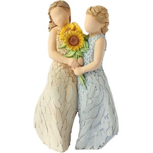 More Than Words My Best Friend Figurine