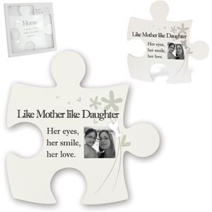 Said with Sentiment Jigsaw Wall Art - Like Mother Like Daughter