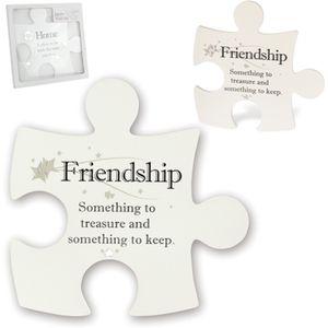 Said with Sentiment Jigsaw Wall Art - Friendship