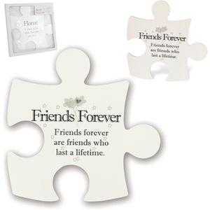 Jigsaw Wall Art - Friends Forever