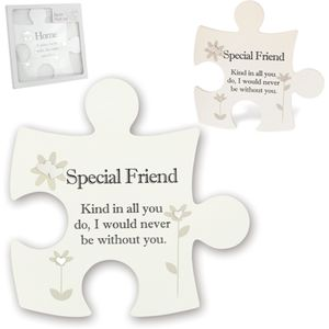 Said with Sentiment Jigsaw Wall Art - Special Friend
