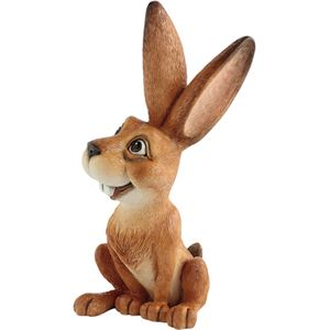 Little Paws Bolt the Hare Figurine