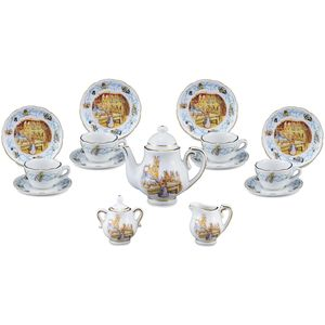 Beatrix Potter 150th Anniversary Tea Set (LTD ED)