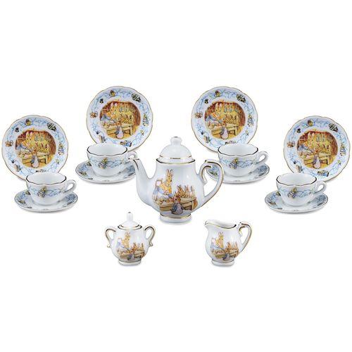 Reutter Porcelain 150th Anniversary Tea set - Beatrix Potter design