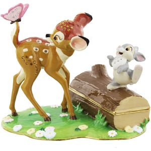 Disney Classic Trinket Box - Bambi & Friends
