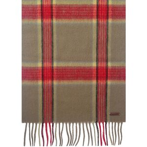 Hexham Scarf (Red Check)