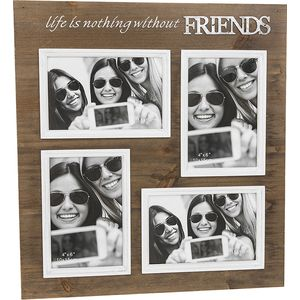 Collage Multi Photo Frame - Friends