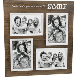 Collage Multi Photo Frame - Family