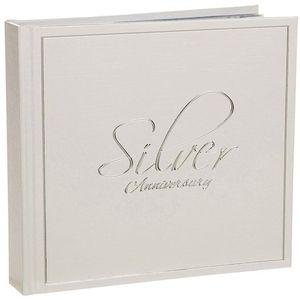 Signature Silver Anniversary Photo Album