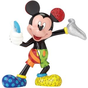 Disney Britto Mickey Mouse Selfie Figurine