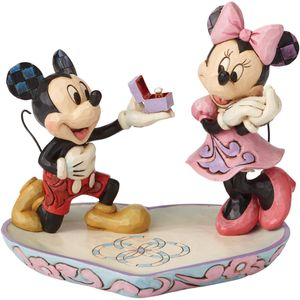 Disney A Magical Moment Mickey Proposing to Minnie