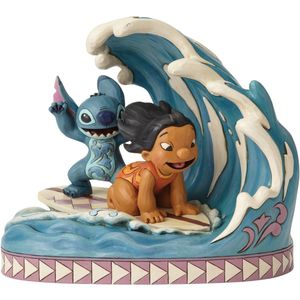 Disney Traditions Lilo & Stitch Anniversary Figurine