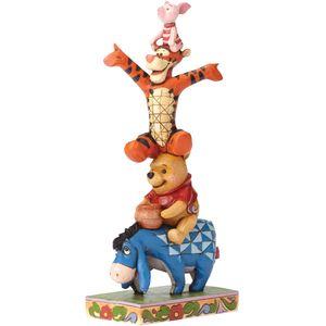 Built by Friendship, Eeyore Tigger Pooh & Piglet Figure