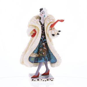 Disney Traditions Devilish Dognapper (Cruella) Figurine