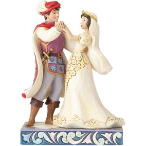 Disney Traditions First Dance (Snow White & Prince) Wedding Figurine