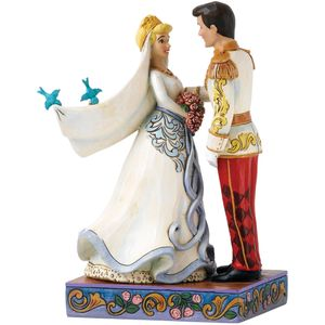 Happily Ever After Cinderella & Prince Figurine