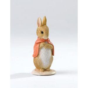 Beatrix Potter Flopsy Bunny Miniature Figurine