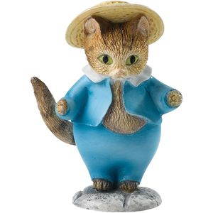 Beatrix Potter Tom Kitten Miniature Figurine