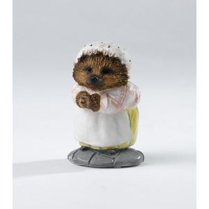 Mrs Tiggy-Winkle Miniature Figurine