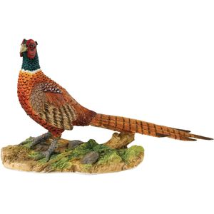 Border Fine Arts Studio Pheasant Figurine