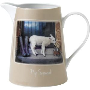 Border Fine Arts Studio Collection Kitchy & Co Pip Squeak Jug
