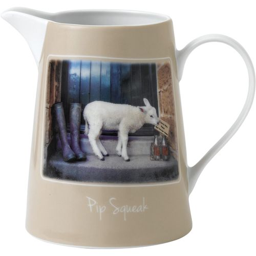 Farmyard Lamb design Jug from Kitchy & Co Collection