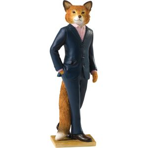 Foxy by Nature Christian Fox Figurine