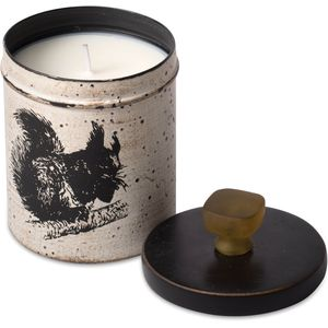 Kitchen Tin Candle (Ginger Patchouli)