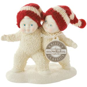 Snowbabies Best Friends Figurine