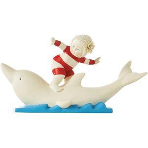Beach Babies Lets Go Surfin Figurine